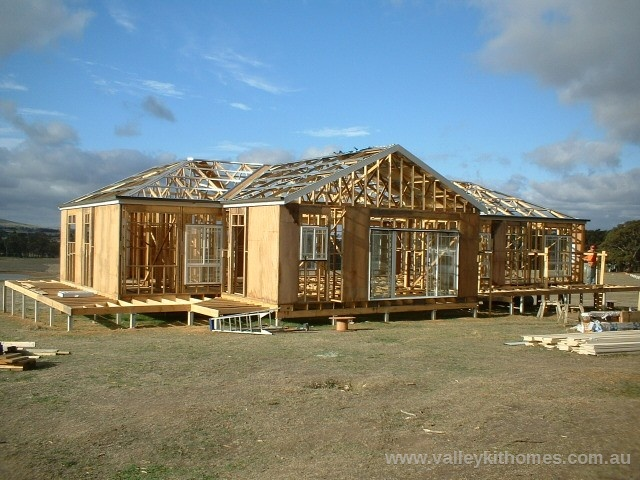 Eco kit homes australia what 39 s in a home for Eco home kits